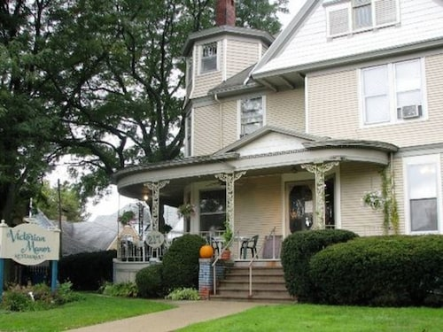 Check Expedia for Availability of Large Historic Victorian Apartment Nestled in Downtown Geneseo ~ 2 Bedrooms!