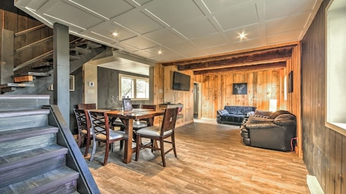 Rustic & Cozy Loft Located On A Ranch 3 Minutes From Ski Hill And Amerispa