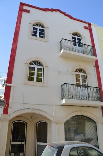 Property Entrance, Faro Central - Holiday Apartments