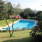 Amazing Villa With Swimming Pool, Tennis Court, 15 Minutes From Porto, in Nature