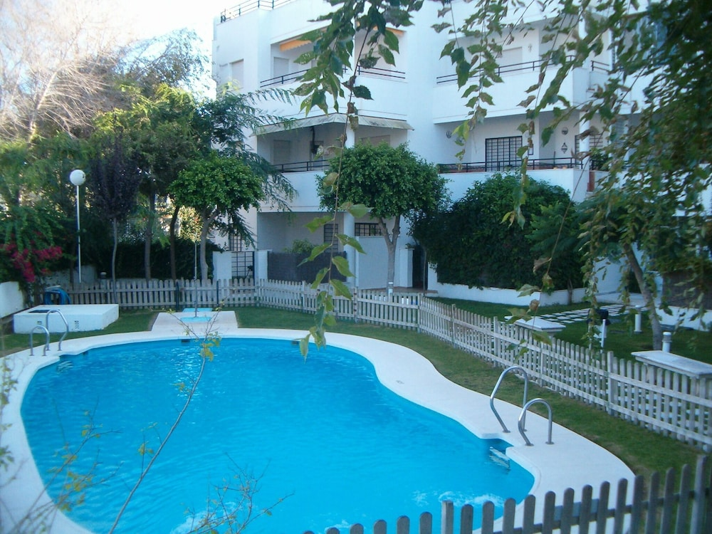 Pool, Apartment- Chipiona, Garage, Pool Near THE Town Center AND Beach, Internet, Satellite TV