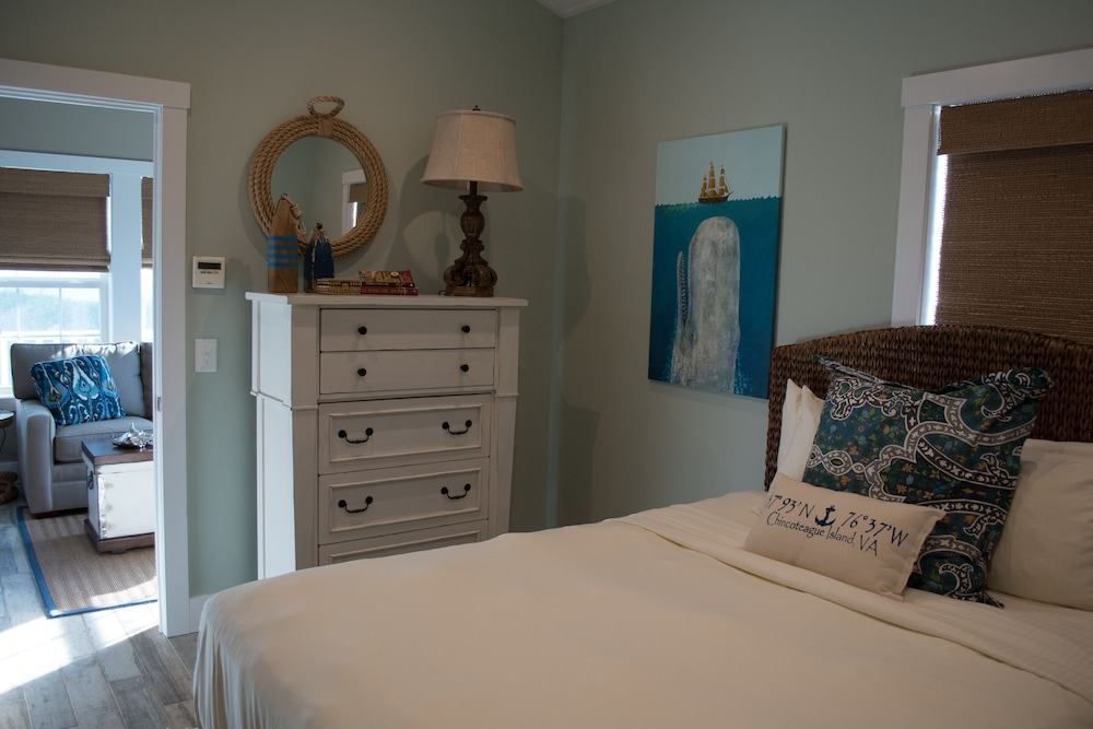 Room, Key West Cottages on the Chincoteague Bay