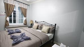 客房内保险箱、遮光窗帘、隔音、免费 WiFi