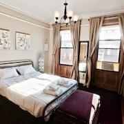 Elegant 3 Bed Apt Mins to Manhattan