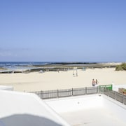 Beachfront Apartment in Cotillo