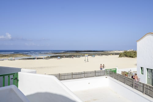 Apartamento frente a la playa vista al mar El Cotillo by Lightbooking