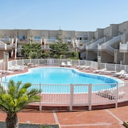 Apartment with pool in Caleta de Fuste
