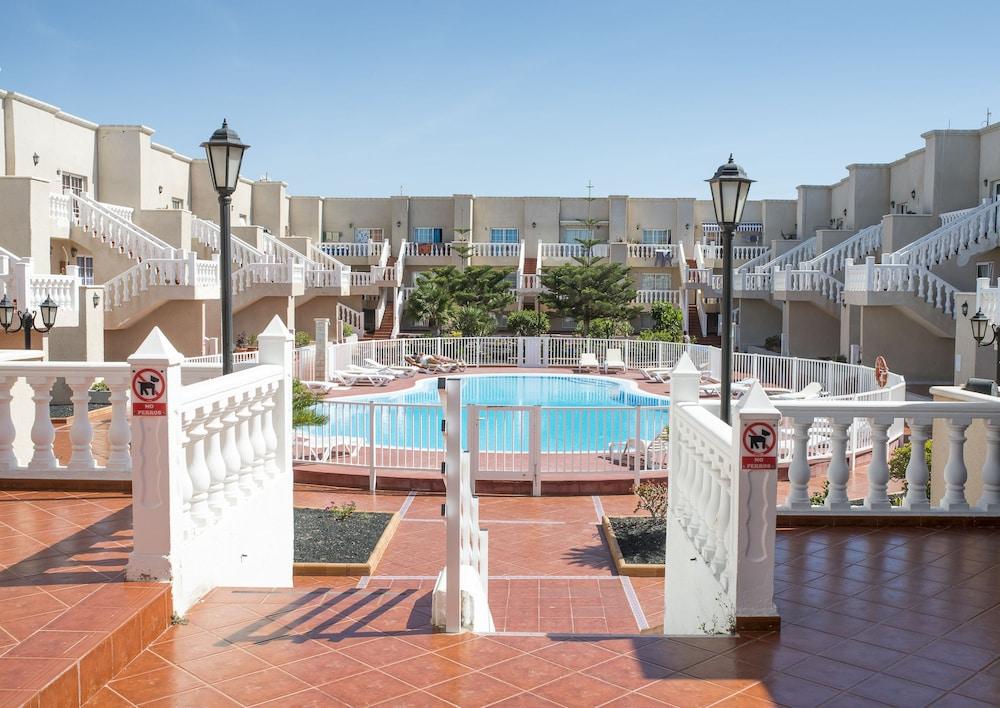 Wonderful Apartment With Pool In Caleta De Fuste: 2018 Room Prices, Deals U0026 Reviews |  Expedia
