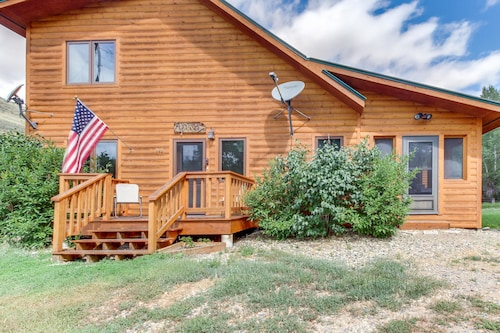 Check Expedia for Availability of Wild Rose Cabin Vacation Home 3 Bedroom