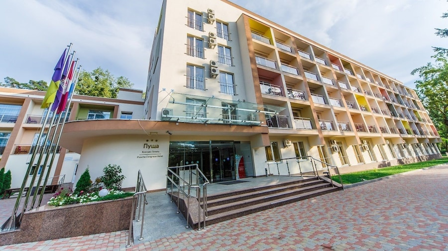 Puscha Congress Hotel