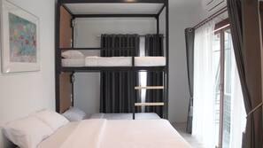 窗簾、免費 Wi-Fi