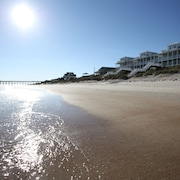 New Listing Luxury Premium Oceanfront 4/5 BR Home, Pool, Elevator, Surf City