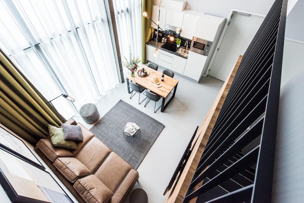 Hotel Interior Apartment, 1 Bedroom (2 Queen Beds)   Featured Image ...