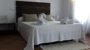 Ropa de cama hipoalergénica y wifi gratis