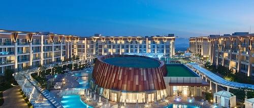 济州神话世界度假酒店-万豪