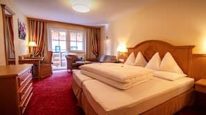 고급 침구, 객실 내 금고, 무료 유아용 침대, 무료 WiFi