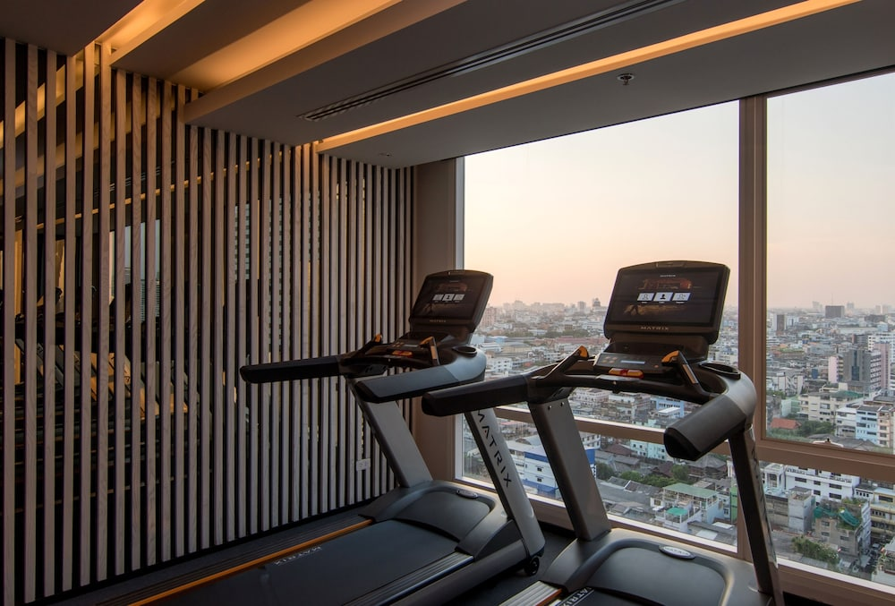 Fitness Facility, Bangkok Marriott Hotel The Surawongse