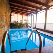 Fantastic House With Indoor Swimming Pool With Views to Tenerife + Wifi