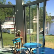 Saugatuck / Douglas Waterfront Condo! Amazing View!