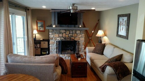 Ski Hideaway 1br 1ba Condo By Sugar Mountain Slopes