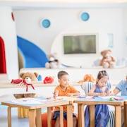 Khu vực dành cho trẻ em