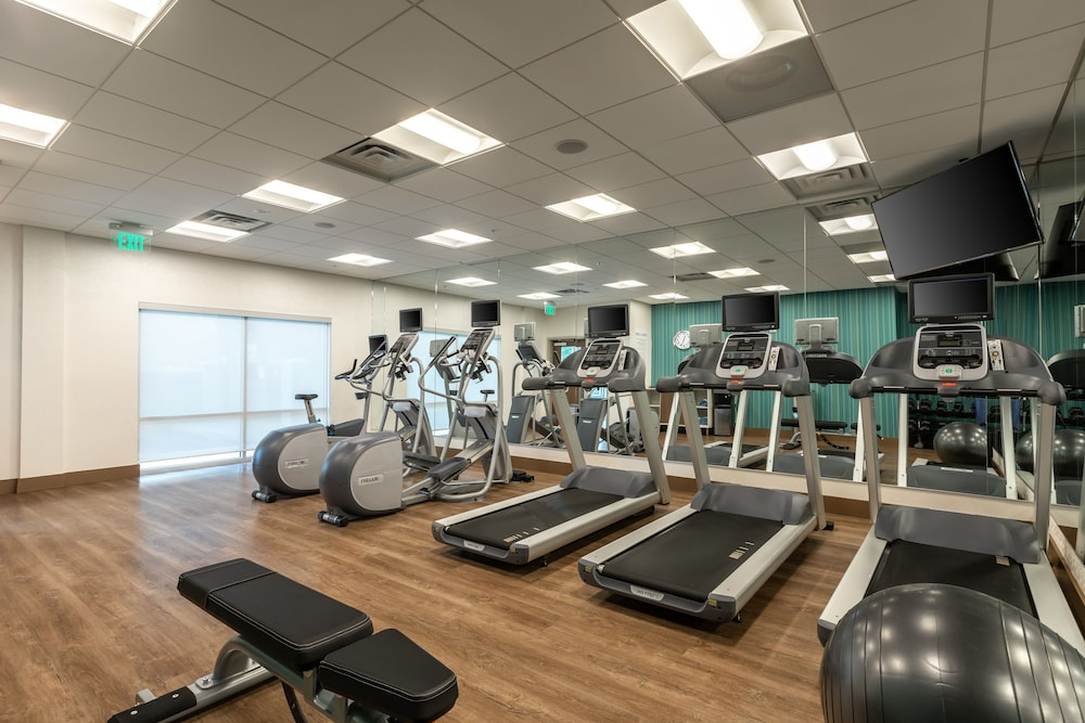 Fitness Facility, Holiday Inn Express & Suites Gainesville - Lake Lanier Area, an IHG Hotel