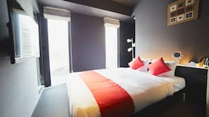Una cassaforte in camera, ferro/asse da stiro, Wi-Fi gratuito, lenzuola