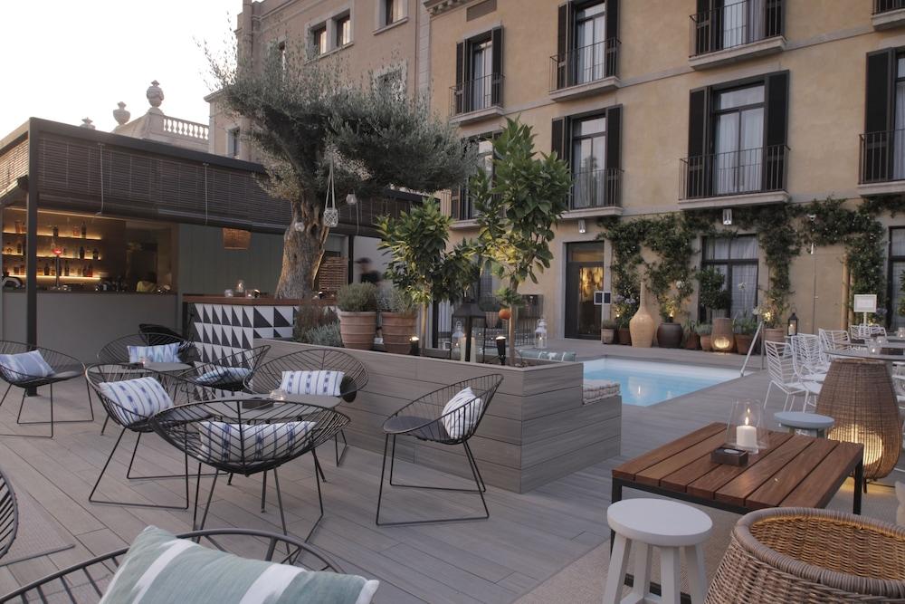 hotel oasis barcelone espagne. Black Bedroom Furniture Sets. Home Design Ideas