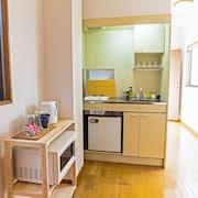 客房內迷你廚房