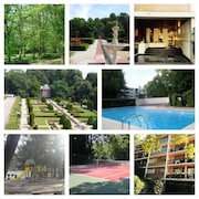 F4 85m2 Pool + Tennis. Prox. Orlynice Flat / Swimming Pool & Tennis. Orly Airport