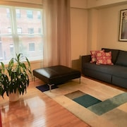 Ideal Location**5 MIN TO Manhattan**private Apartment