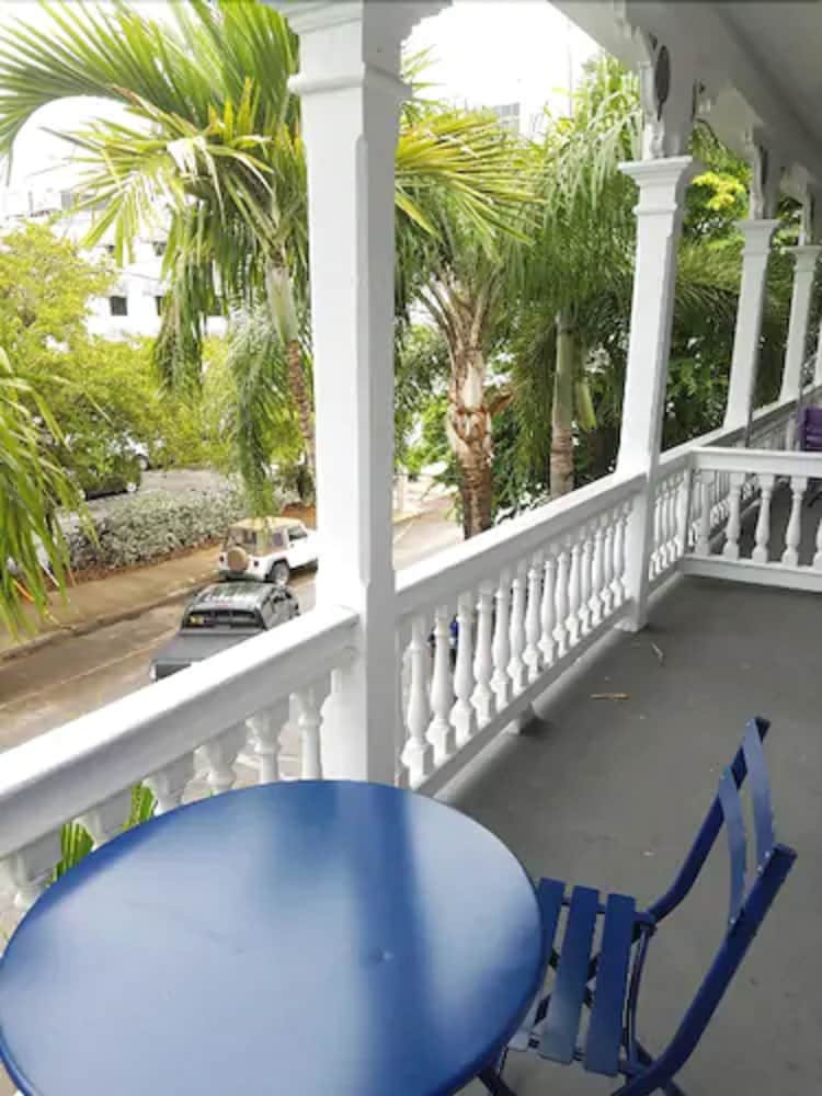 Balcony View, Marrero's Guest Mansion