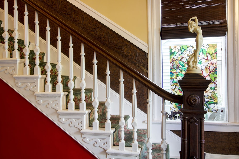 Staircase, Marrero's Guest Mansion
