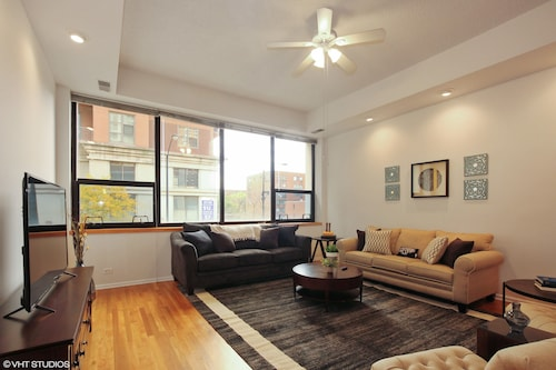 Great Place to stay Reserve Rentals South Loop near Chicago