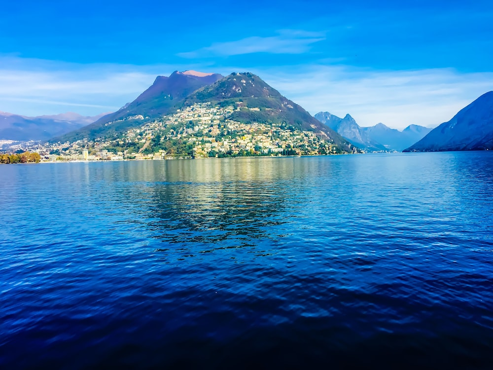 View from Property, Lugano Center GuestHouse