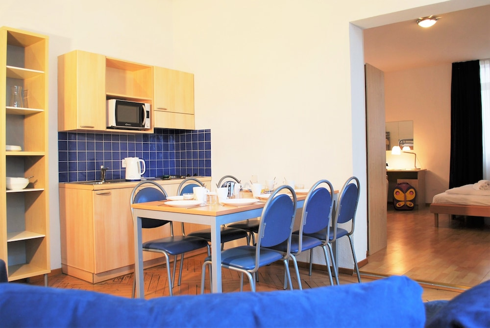 Private Kitchen, Lugano Center GuestHouse