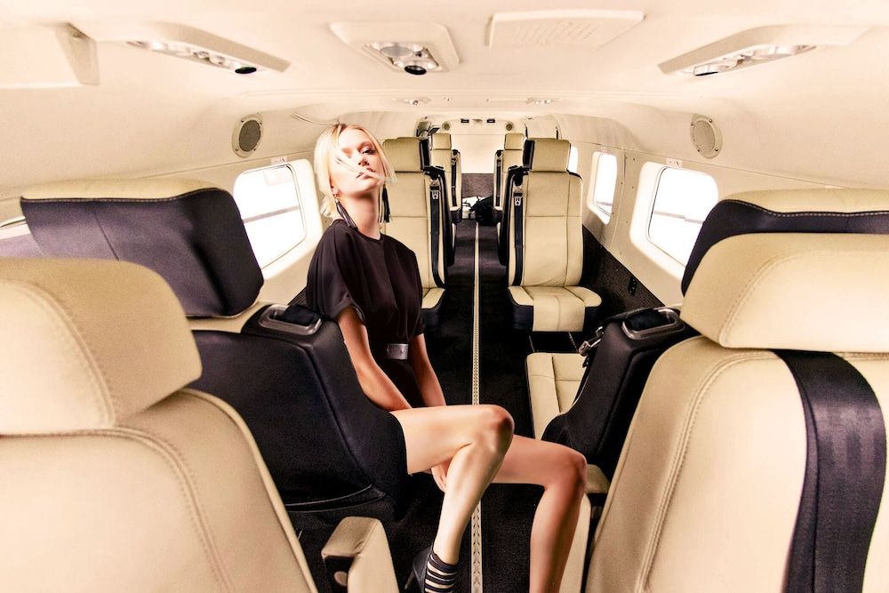Helicopter/Plane Tours, Lujo Hotel - All Inclusive