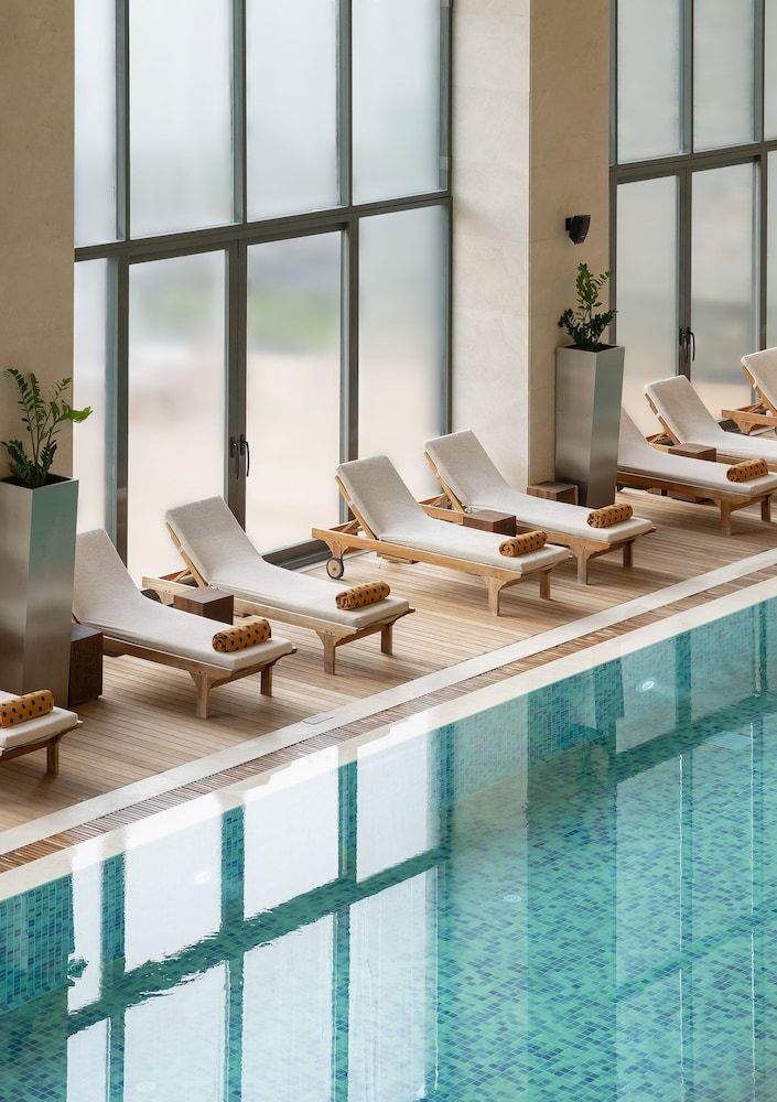 Indoor Pool, Lujo Hotel - All Inclusive