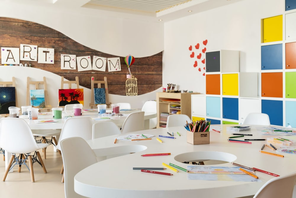 Children's Area, Lujo Hotel - All Inclusive