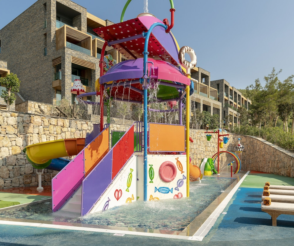Children's Play Area - Outdoor, Lujo Hotel - All Inclusive