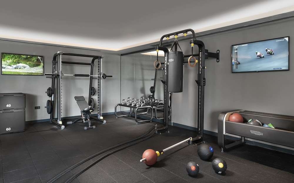 Fitness Facility, Lujo Hotel - All Inclusive