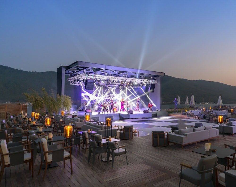 Nightclub, Lujo Hotel - All Inclusive