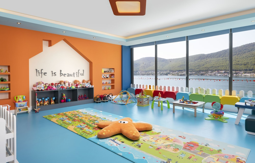 Children's Play Area - Indoor, Lujo Hotel - All Inclusive