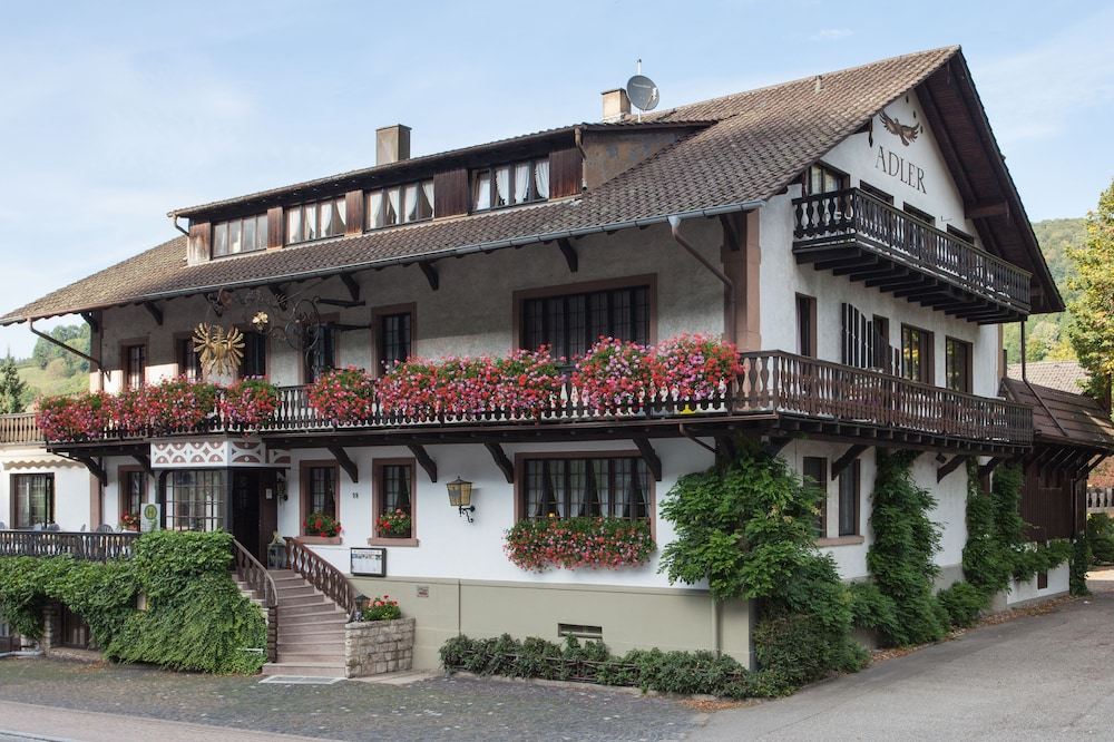 Front of Property, Hotel Gasthaus Adler