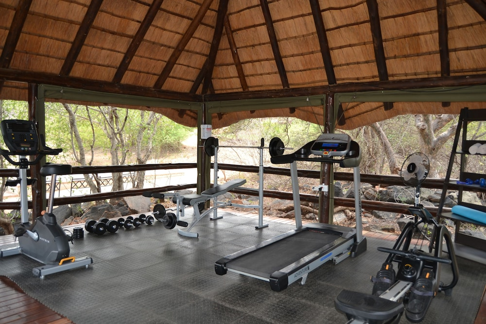 Gym, Nyati Safari Lodge - All Inclusive