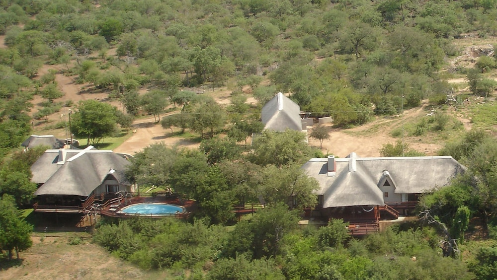 Aerial View, Nyati Safari Lodge - All Inclusive