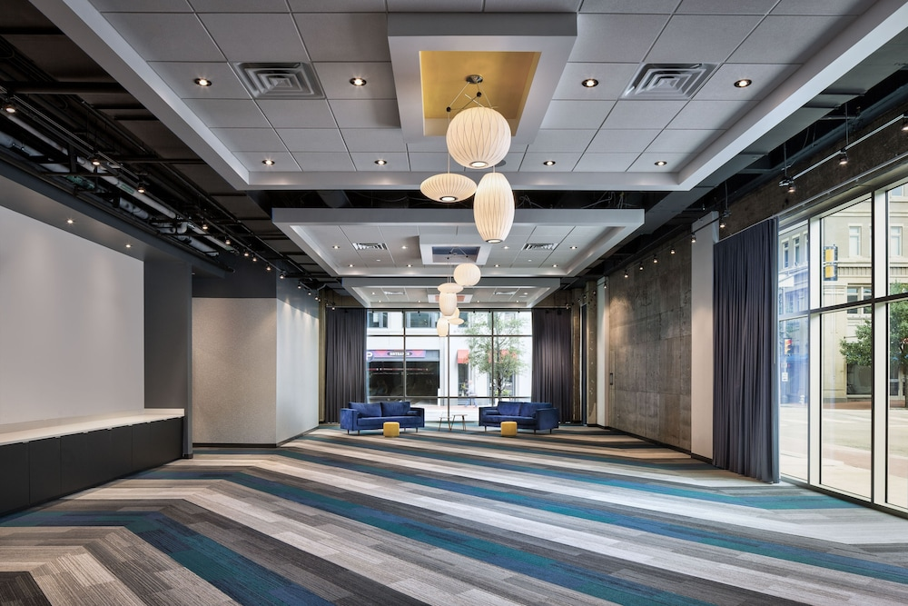 Meeting Facility, Aloft Fort Worth Downtown