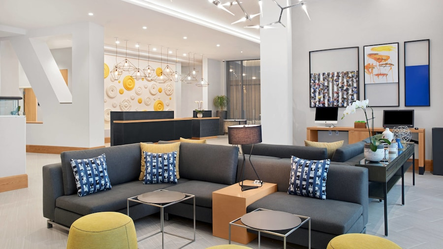 Courtyard by Marriott Boston Downtown/North Station