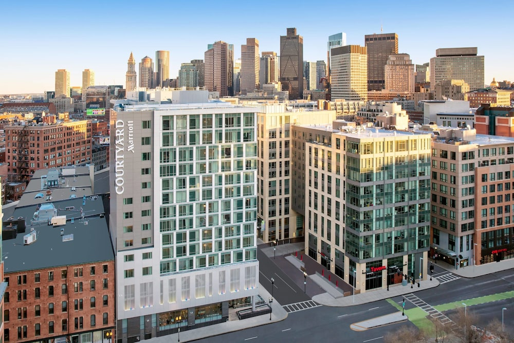 Courtyard By Marriott Boston Downtown North Station In Hotel Rates Reviews On Orbitz