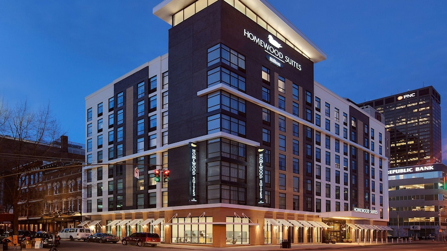 Homewood Suites by Hilton Louisville Downtown, KY